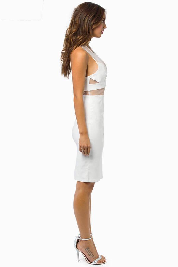 Hello, Goodbye Midi Dress