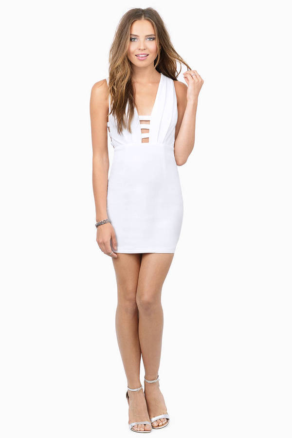 Makayla Bodycon Dress