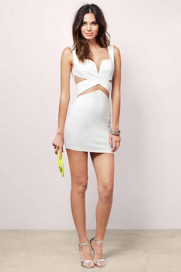 Mesh Sesh Bodycon Dress