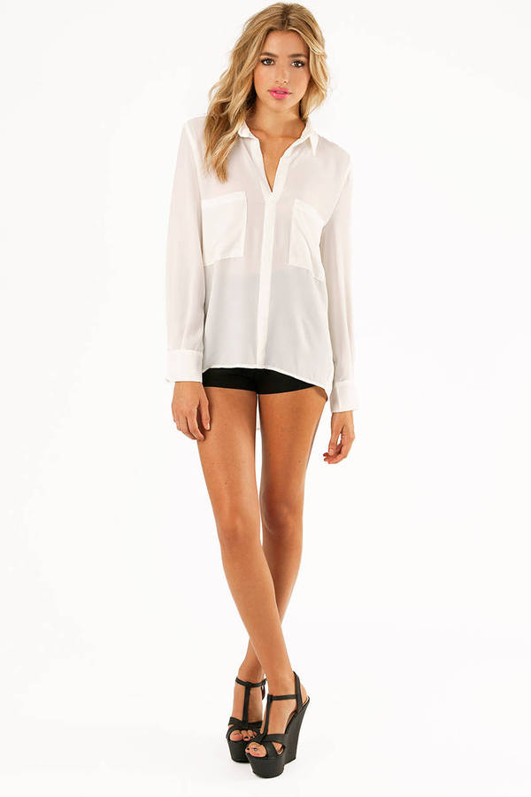 Pick Pocket Blouse