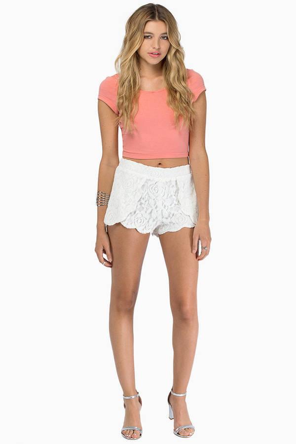 Rose Hedge Shorts
