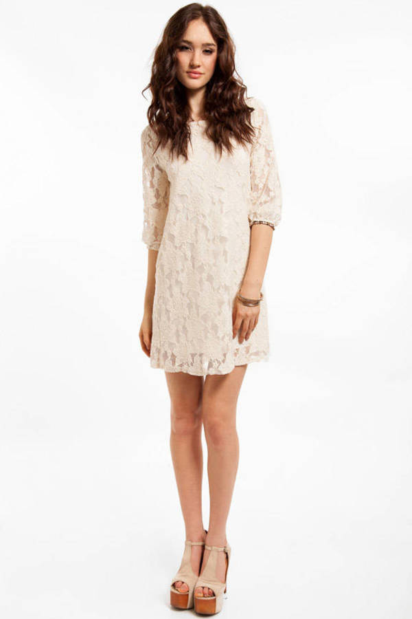 Shirley Lace Dress