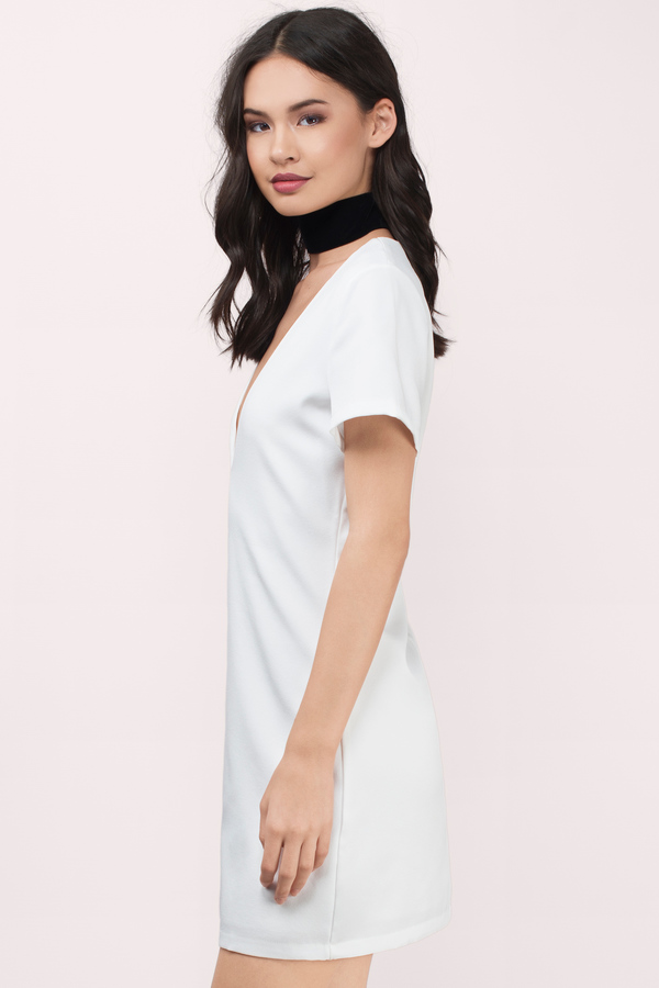 Sweet Intentions Ivory Bodycon Dress
