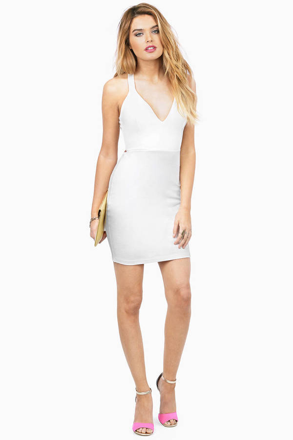 White Dresses White Lace Dress Cute Little White Dress Tobi