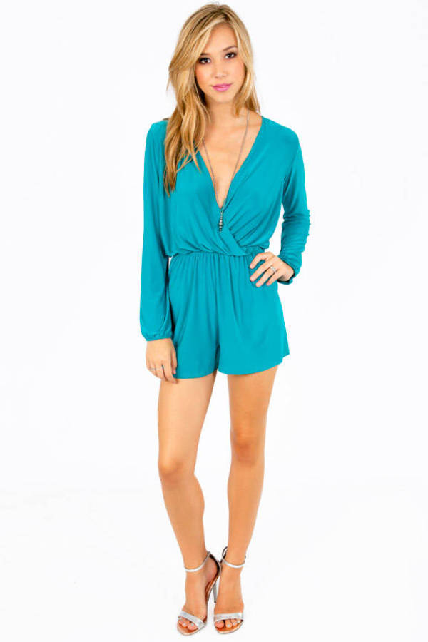 Killer Crossover Romper