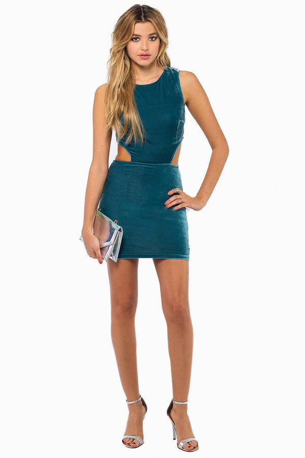 Out Of This World Bodycon Dress