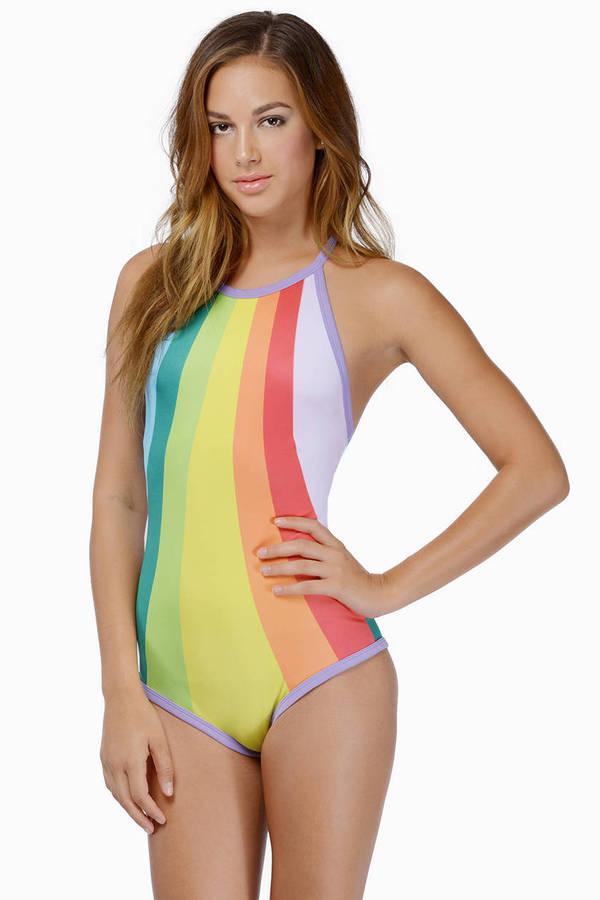 Taste My Rainbow Bodysuit