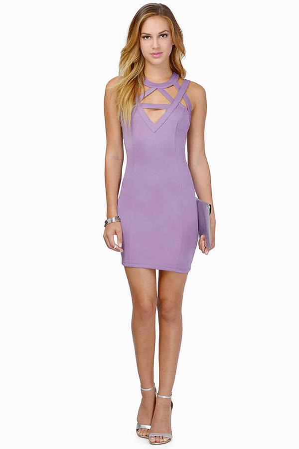 Stencil Me In Dress