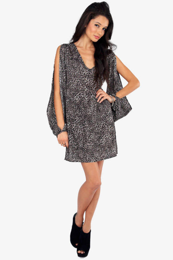 Wildkat Shift Dress