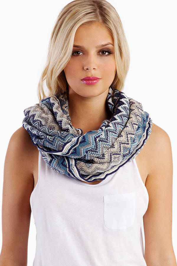 Jagged Dreams Scarf