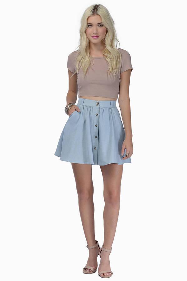 Dixie Life Skater Skirt