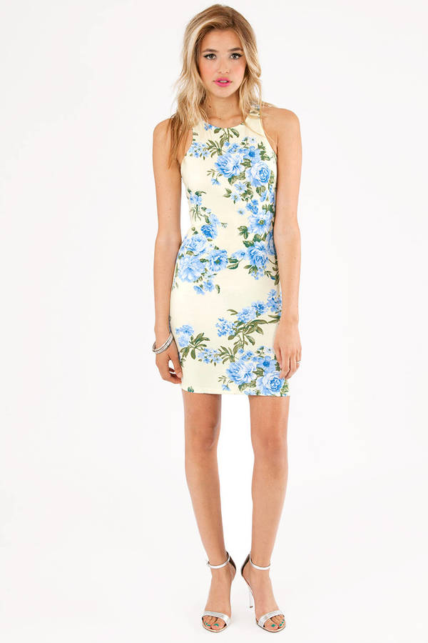 No Leaves Attached Tank Dress