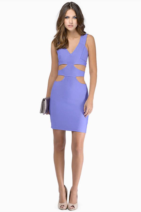 Rise Of Dawn Merry Go Round Mini Dress