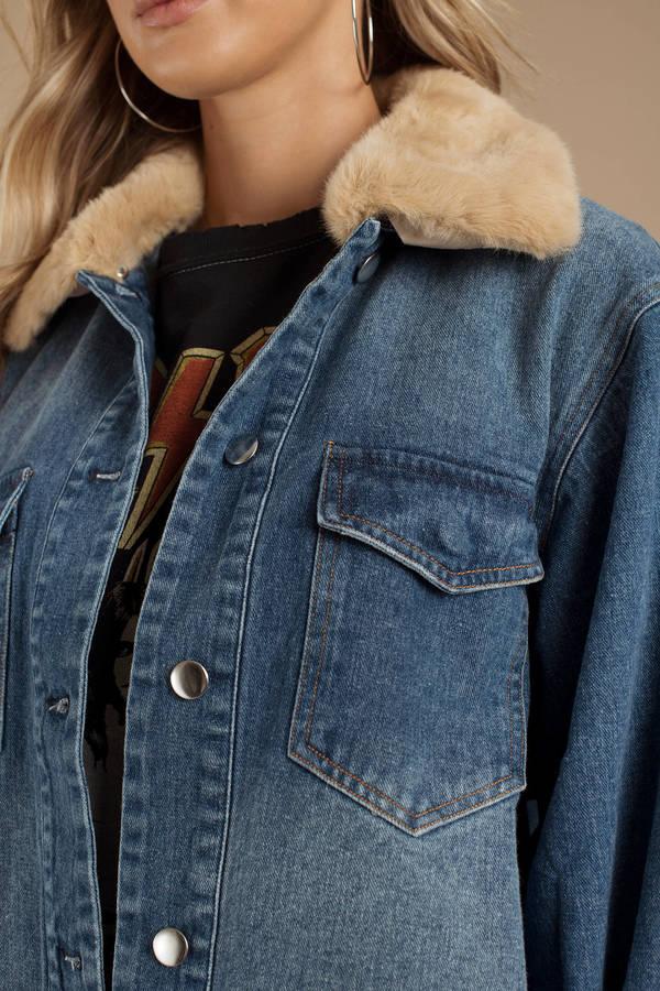 Denim Jackets Jean Jackets Denim Jackets For Women Tobi