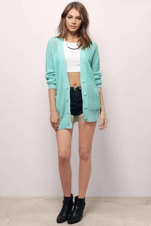 Belgian Knit Cardigan