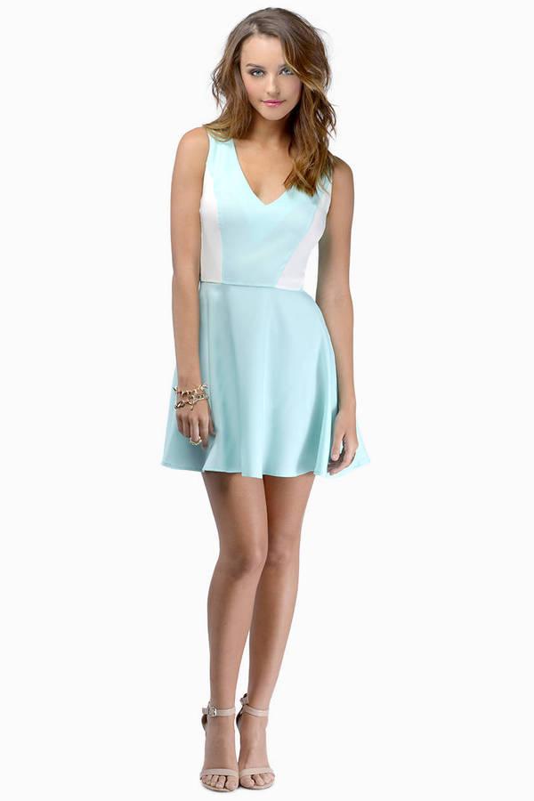 Sassy Skater Dress