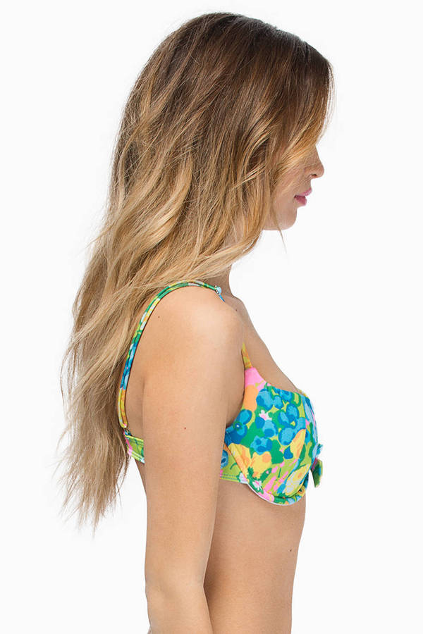Beach Riot Stella Bikini Top