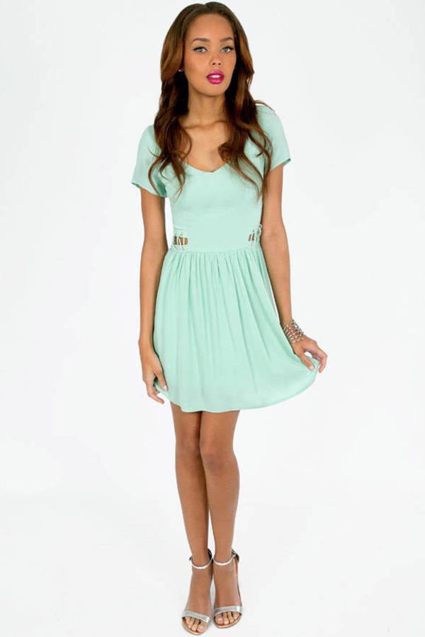 Sew Laced Sally Dress