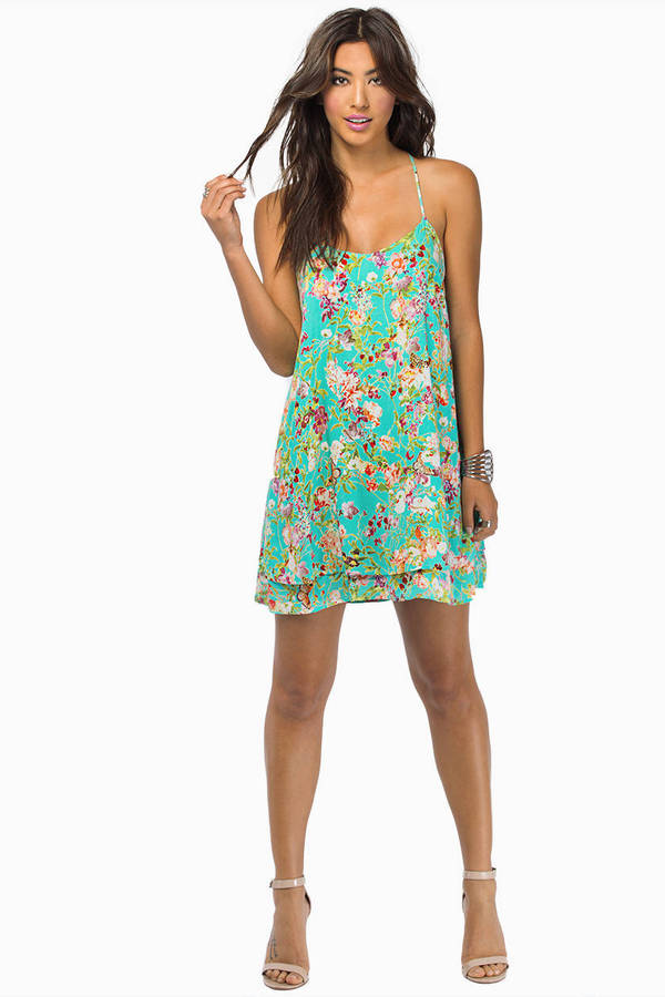 Spring Showers Dress