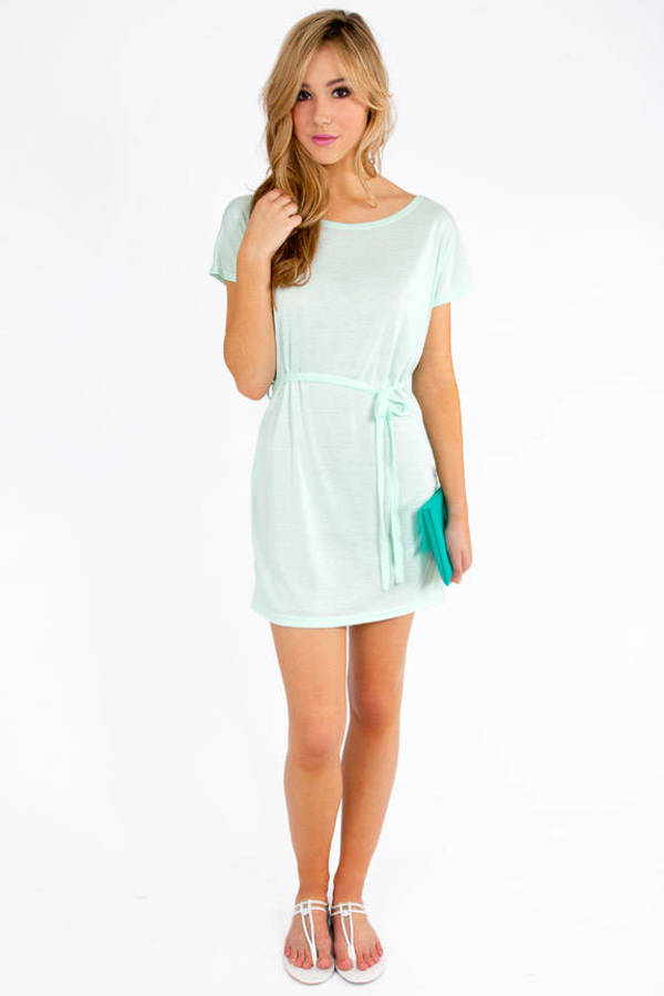 Tammy T-Shirt Dress
