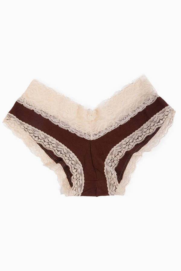 Serena Lace Panty