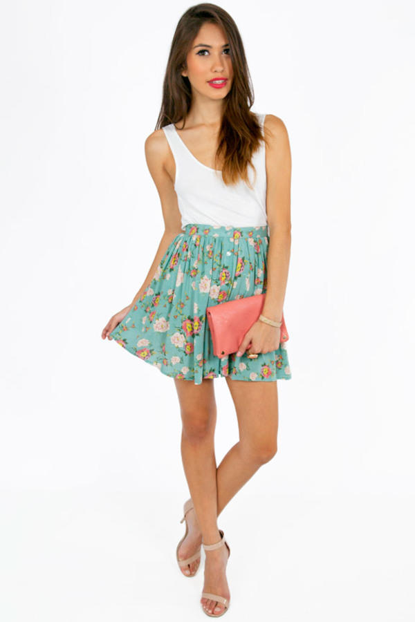 MINKPINK Notebook Skirt