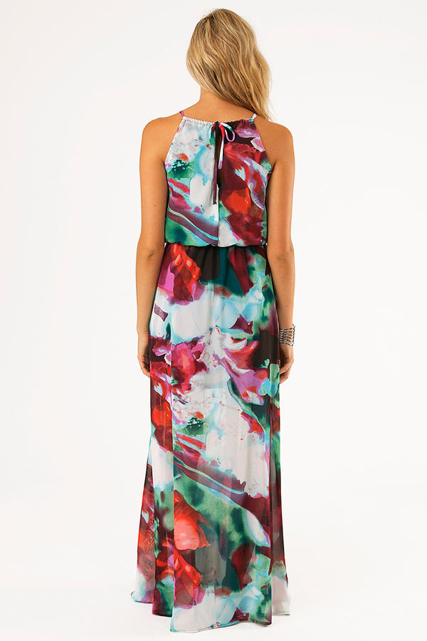 Paint A Picture Maxi Dress