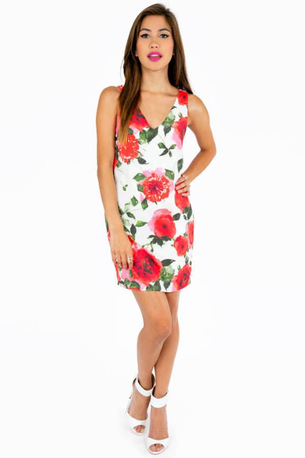 Sheena Floral Dress