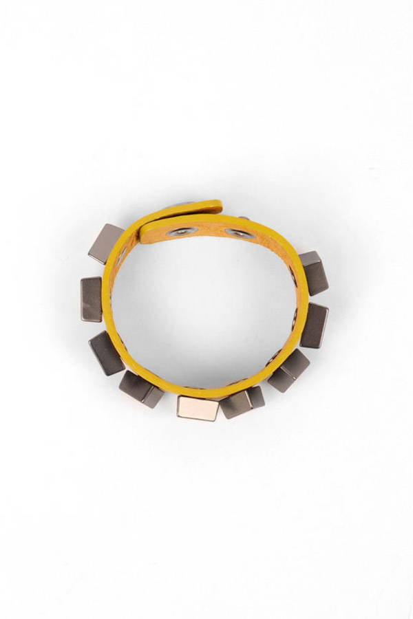 Love Triangles Bracelet