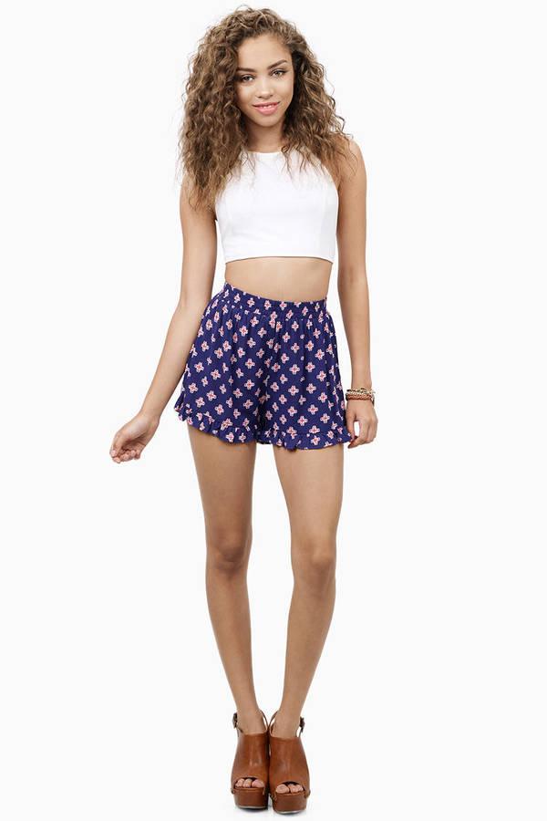 Cassy Cutesy Shorts