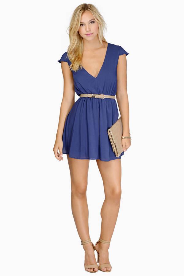 Getaway V Neck Dress