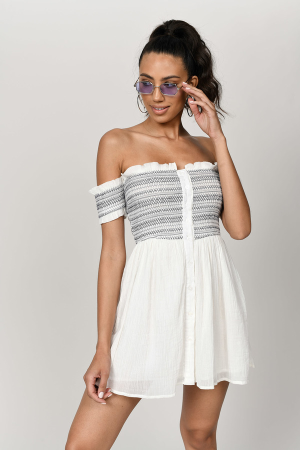 14c8d5817f66 ... Tobi Off The Shoulder Dresses