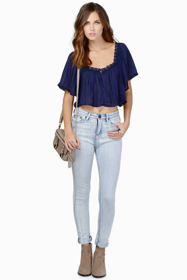 Gypsy Girl Top
