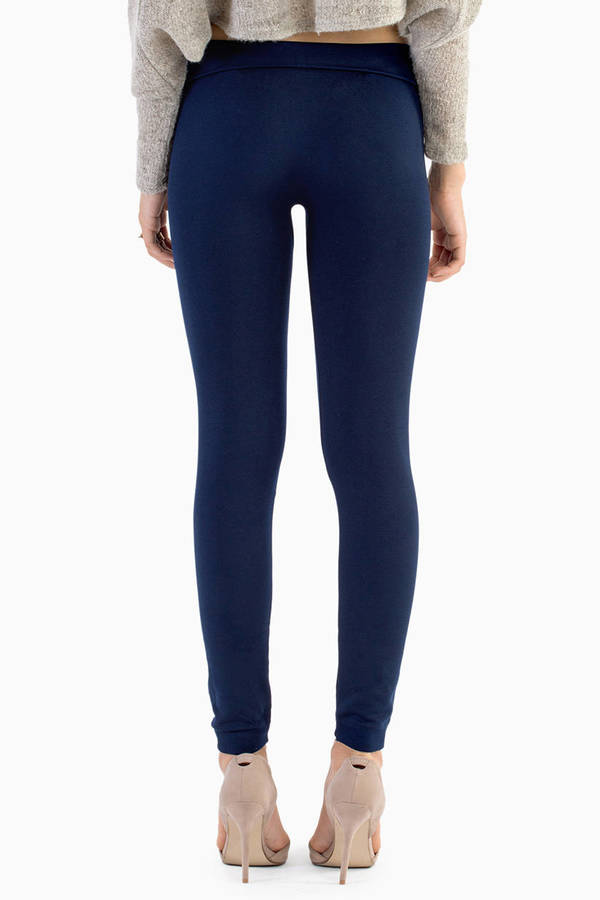 Lazy Fleece Leggings