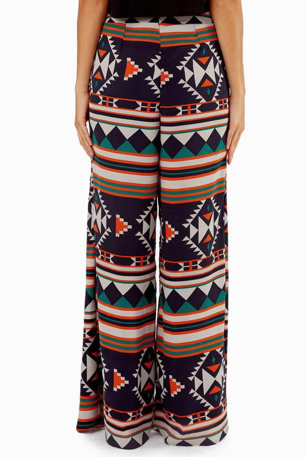 Ample Aztec Pants