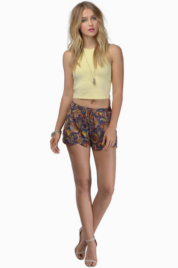 Warm Thoughts Shorts