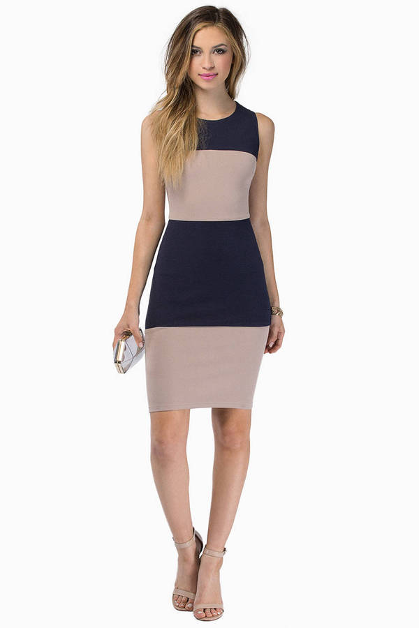 Posh City Dress