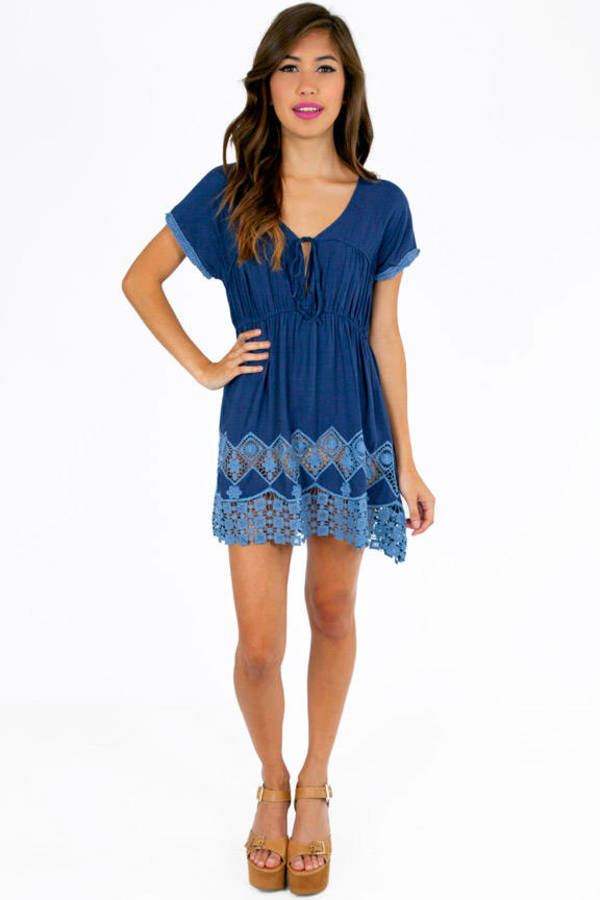 Toori Crochet Cover Up Tunic