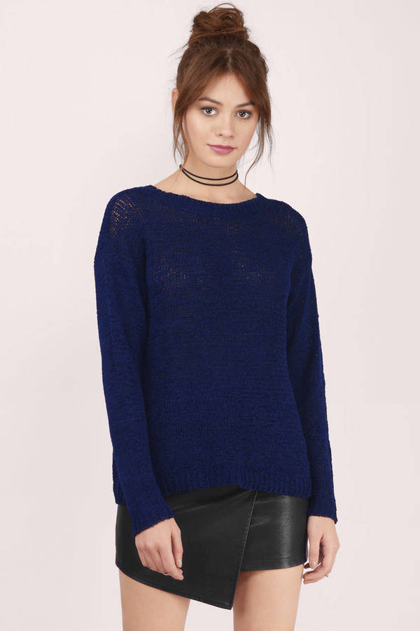 You searched for: knit navy sweater! Etsy is the home to thousands of handmade, vintage, and one-of-a-kind products and gifts related to your search. No matter what you're looking for or where you are in the world, our global marketplace of sellers can help you find unique and affordable options. Let's get started!
