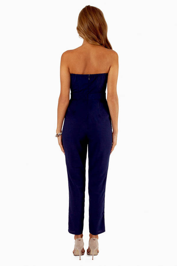 What A Waist Jumpsuit