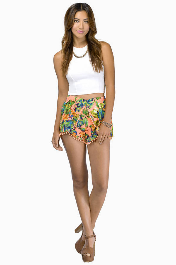 Tropical Island Shorts