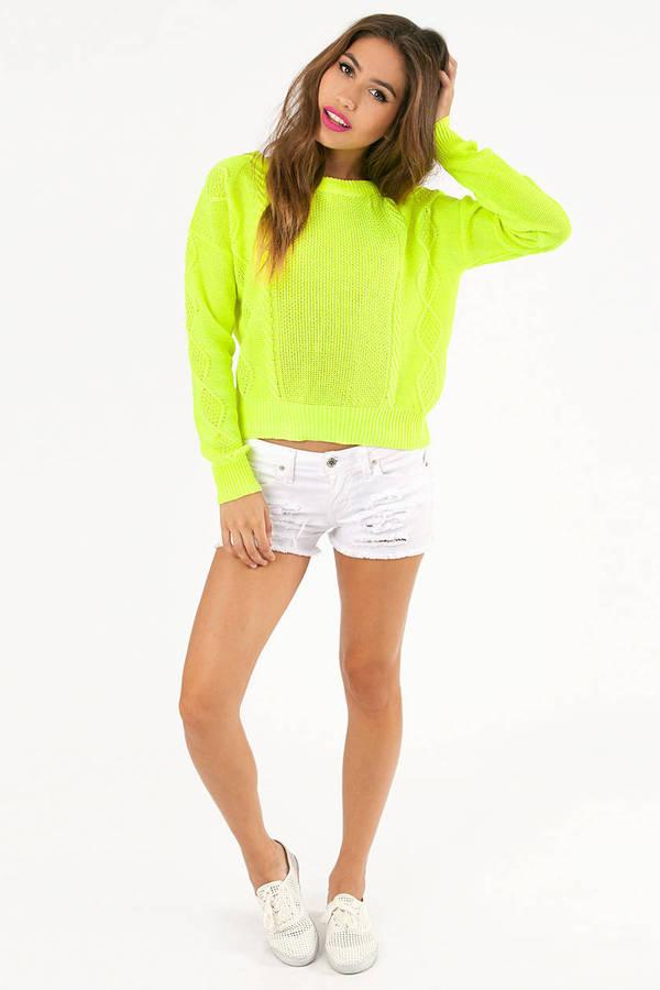 Focello Knit Sweater