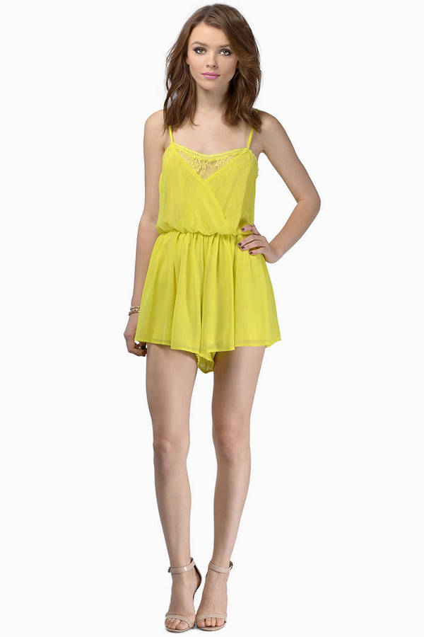 To Infinity And Neon Romper