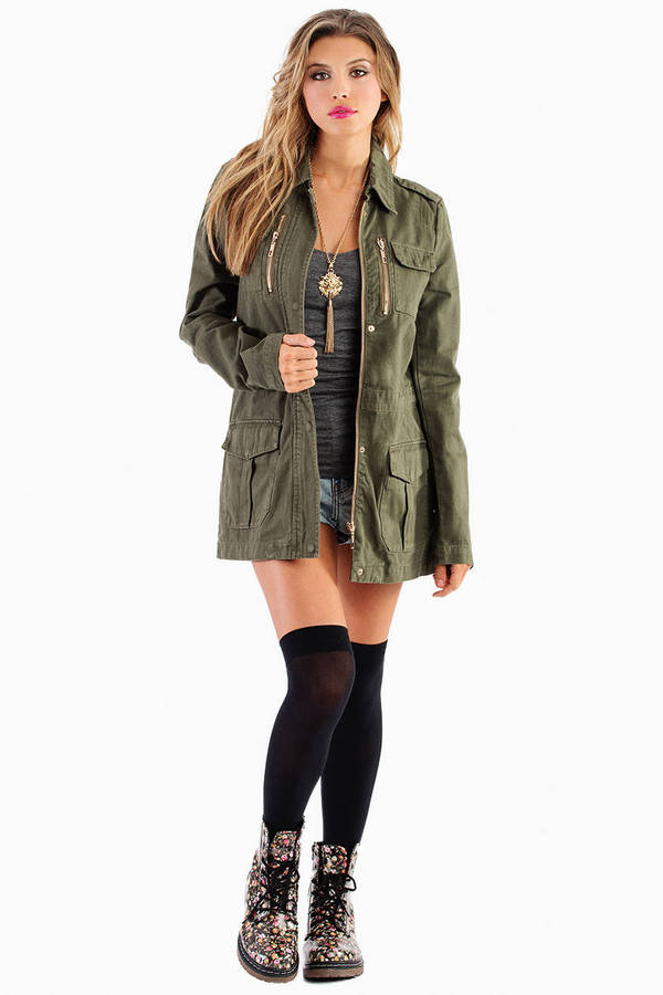At Ease Army Jacket
