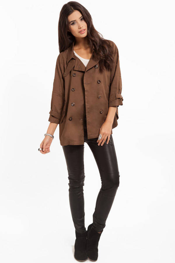 Safari Cape Jacket