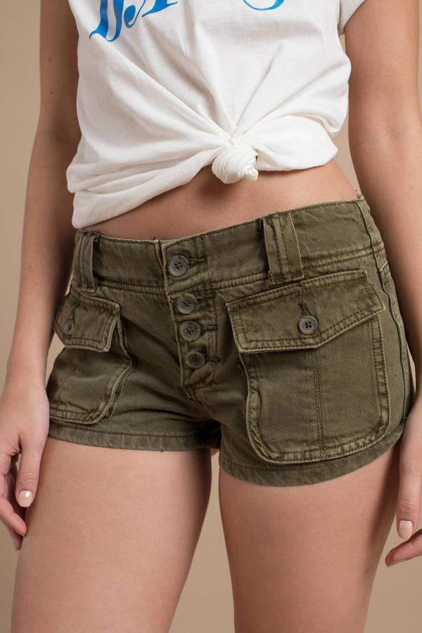 Shorts   Black High Waisted Shorts, White Shorts for Women