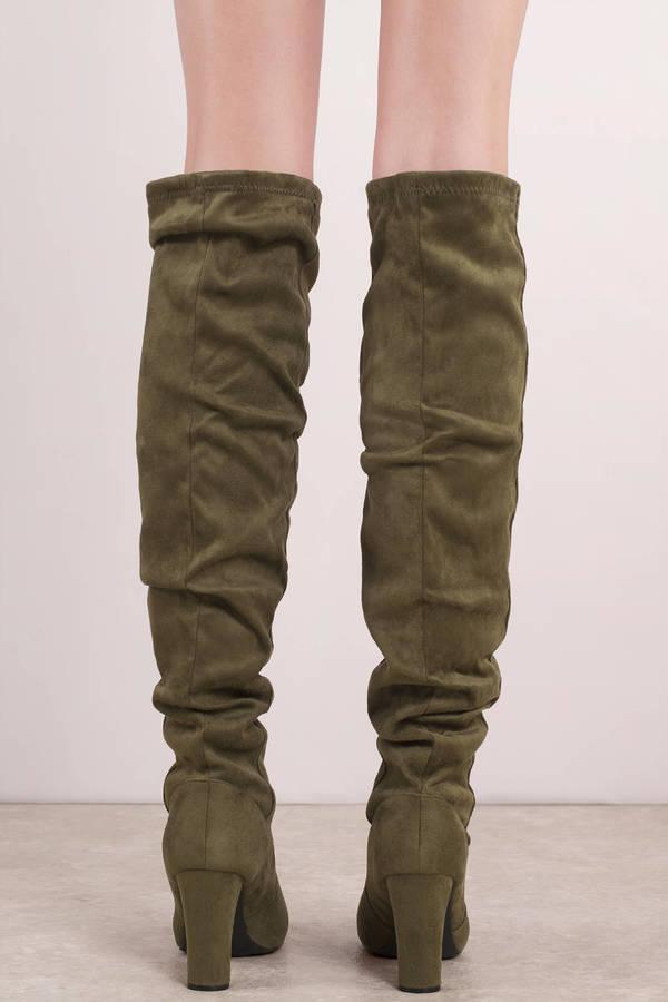 cdf7c932601 ... Tobi Knee High Boots