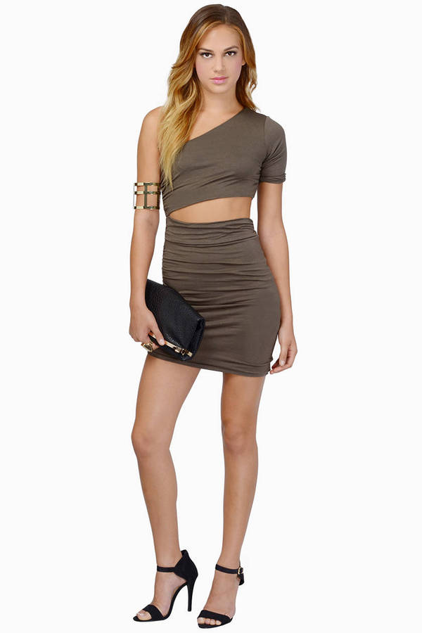 Love Buzz Bodycon Dress