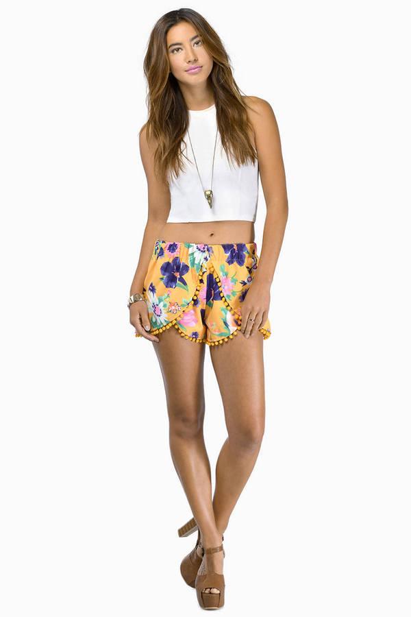Petal Pusher Shorts