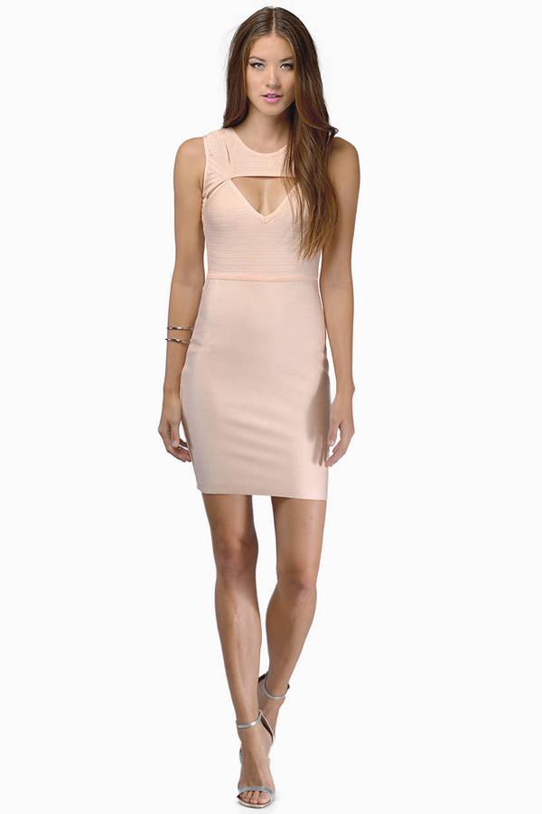 Lady Revamp Bodycon Dress